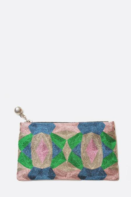 Anne Grand-Clément Meadow Mogambo Extra Small Pouch