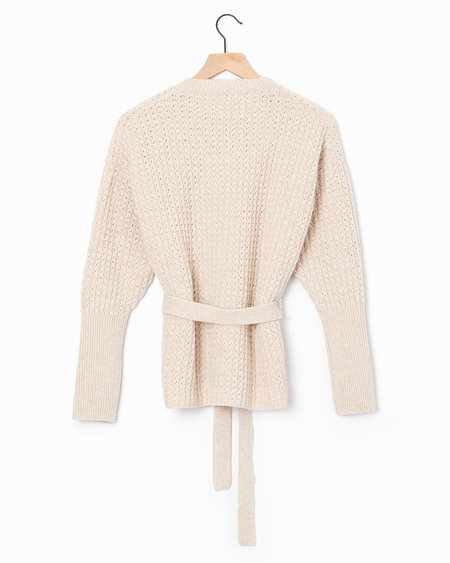 Brock Collection Kaori Knit - Ivory
