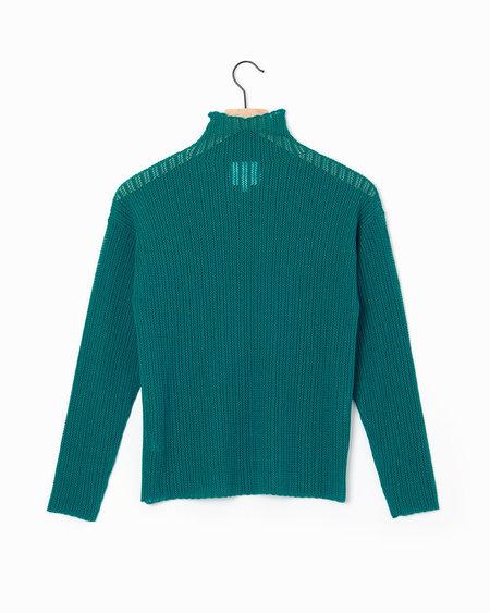 Molli Follie Knit - Emerald