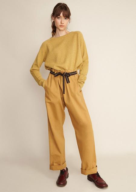 Caramel Judo Trouser - Honey
