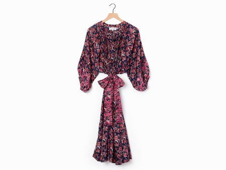 Apiece Apart Femke Dress - Multi floral