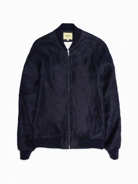 De Bonne Facture Jockey Jacket - Navy