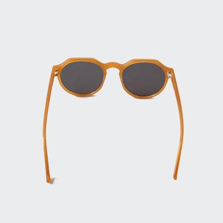 Le Specs Bang! Sunglasses - Ochre