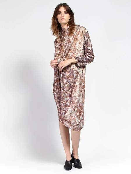 Anntian Fleecy Organic Dress
