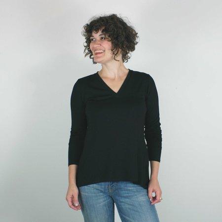 Sarah Liller Gemma Tee - Black