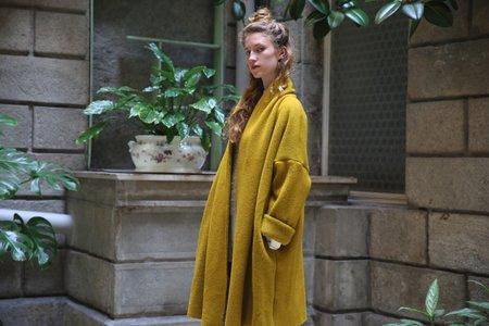 Claudia Nabholz Merino Coat