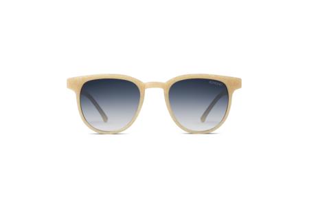Unisex Komono Francis Sunglasses - Neutro Sand