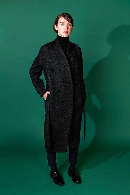 Studio Elsien Gringhuis Coat Round  - Anthracite