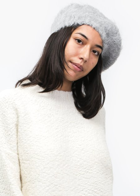 Lauren Manoogian Beret - Grey