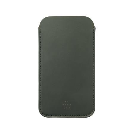 MAKR iPhone 11 Pro Max / XS MAX /6/7/8 Plus Sleeve - Moss