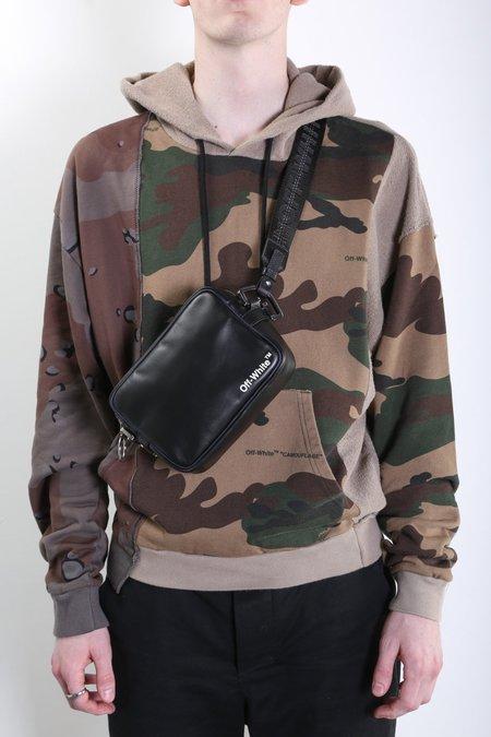 Off-White c/o Virgil Abloh Crossbody Bag - Black/White