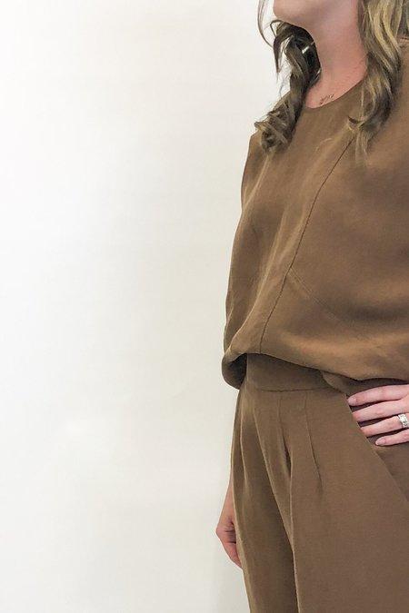 Eve Gravel My Lovely Pants - Cinnamon