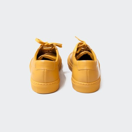 Woman by Common Projects Original Achilles Low Shoes - Yellow