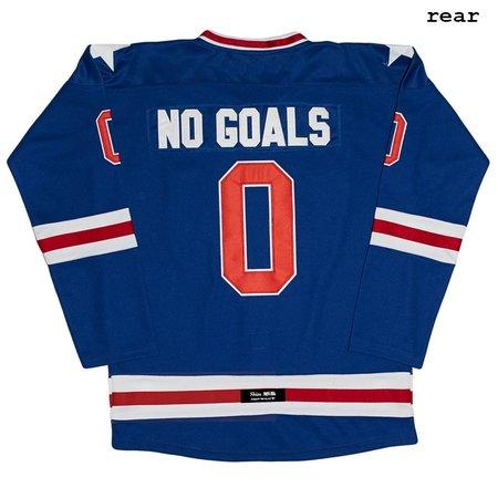 Unisex Skim Milk No Goals Hockey Jersey - Blue