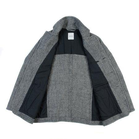 Sage de Cret Wool Linen Jacket - Houndstooth