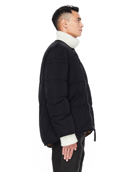 Ziggy Chen Collarless Zip Jacket
