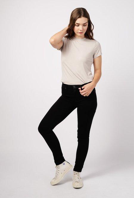 Hudson Jeans Nico Skinny Jean - Black