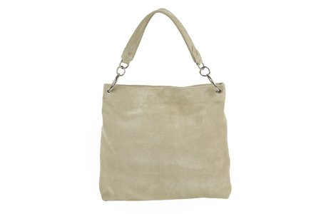 Clyde World Bag - Sand Suede