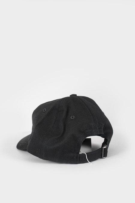 3472f781120 ... Norse Projects Twill Sports Cap - Black