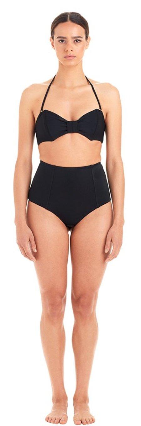 The Ones Who Heather High-Waisted Bikini Bottom