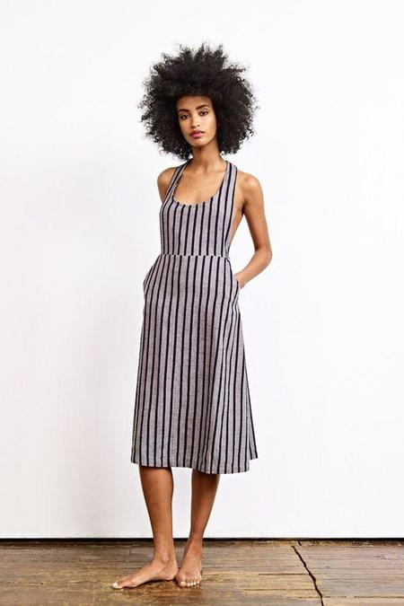 Ace & Jig Spencer Dress - Concrete