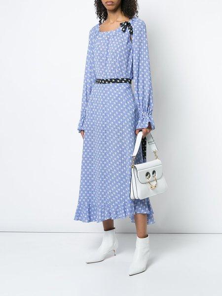 Stine Goya Marigold Stars Skirt - Blue