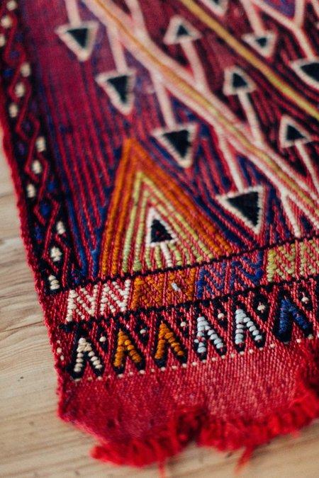 Weft End Vintage Kilim Rug - No. 005