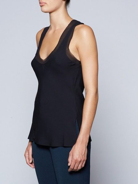 Brochu Walker Canaan Tank - Black Onyx