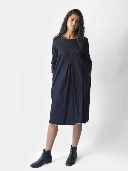 Erica Tanov Rye Dress - Denim