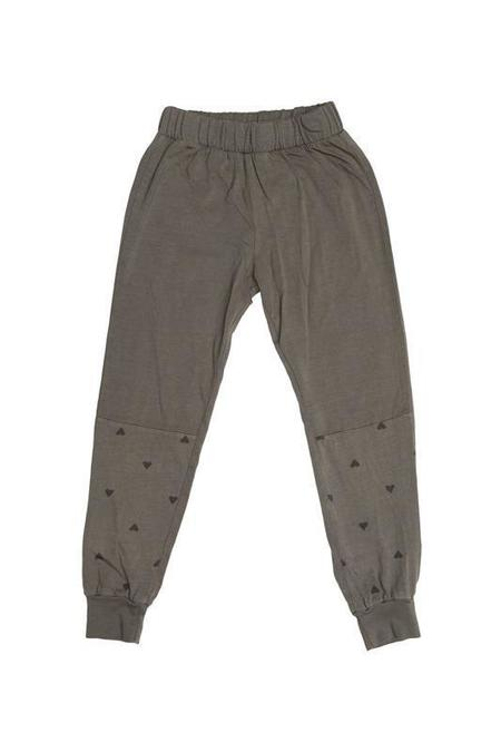 Kids Joah Love Azma Heart Jogger - Smokey