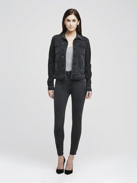 L'Agence Margot High Rise Skinny - Coal