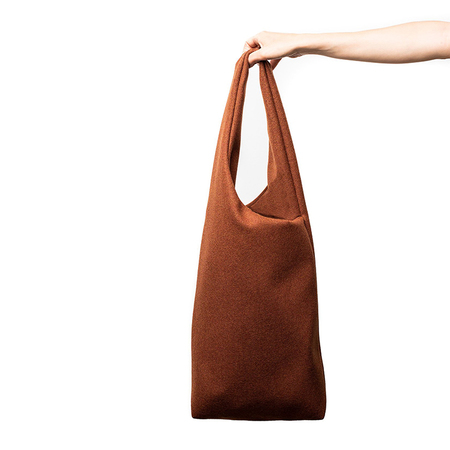 Elly Arif Noether Market Bag - Rust