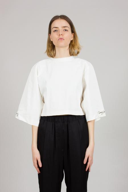 Damir Doma Tova T-Shirt - Cream