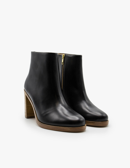 A.P.C. Boots Chic - black