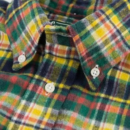 Gitman Vintage Flannel - Hunter Plaid