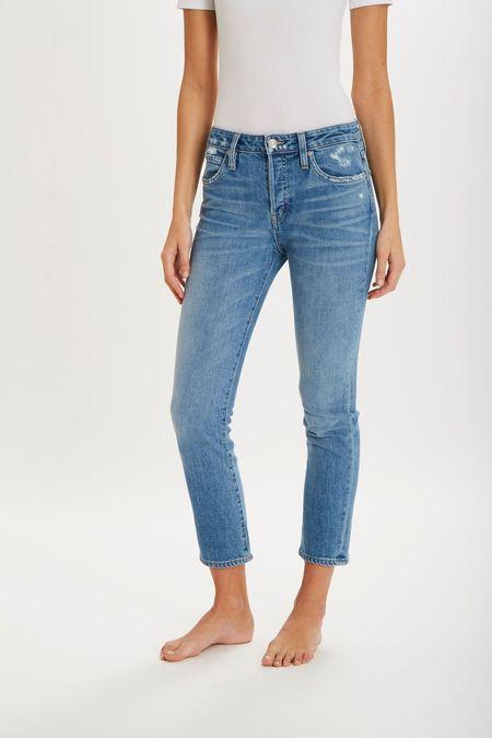 Slvrlake Lou Lou Jeans - Blue