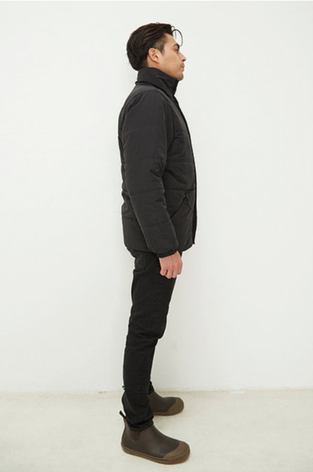 Embassy Of Bricks And Logs Union Down Jacket - Black