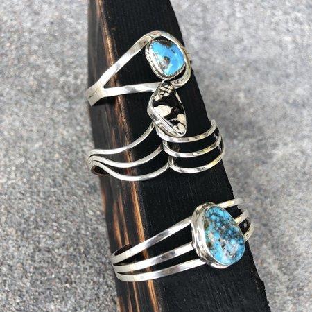 Ben Rios Silver Cuff - Turquoise