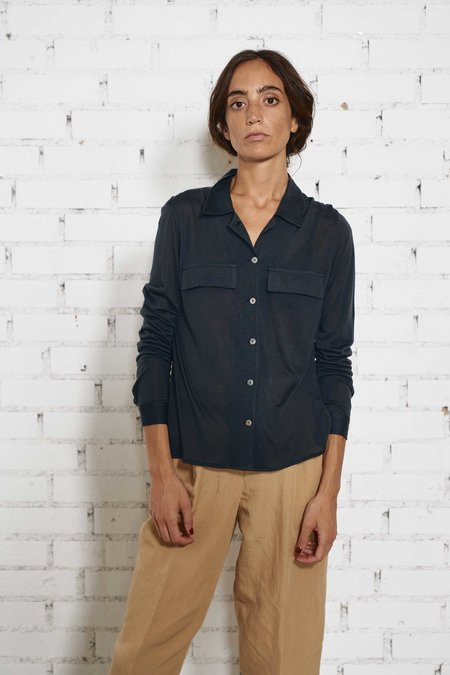 Sunad Farafra Carbon Shirt - Dark Grey