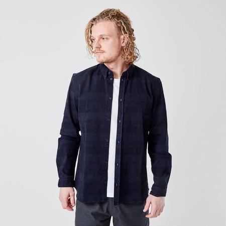 Suit Denmark Dan Shirt - Dark Navy