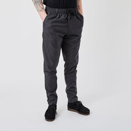 Suit Denmark Saxo Core Pant - Black Melange