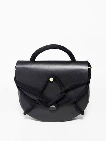 Eatable of Many Orders Monkey Bum Bag - Black