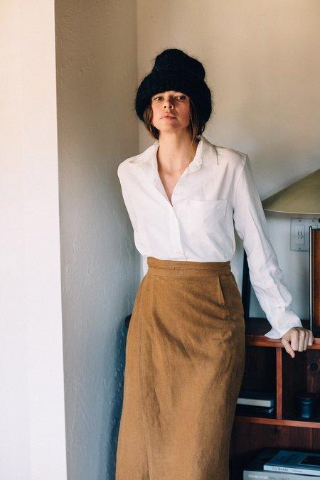 Ozma of California Studio Shirt - Natural