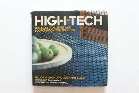 Las Cruxes Vintage High-Tech The Industrial Style and Source Book For the Home