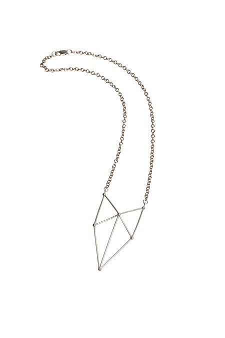 NOILENCE BOND NECKLACE - sterling silver