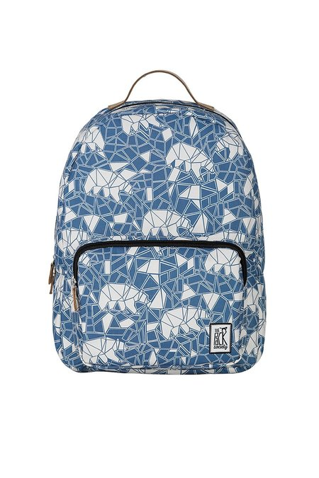 UNISEX The Pack Society CLASSIC BACKPACK - BLUE BEARS