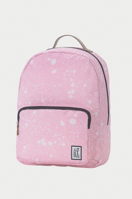 UNISEX The Pack Society CLASSIC BACKPACK - CORAL SPATTERS