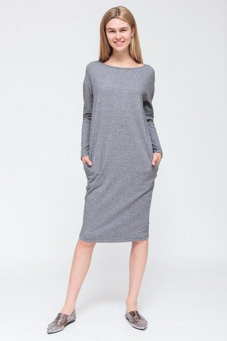 About Wear Long-Sleeve Dress - Multicolor