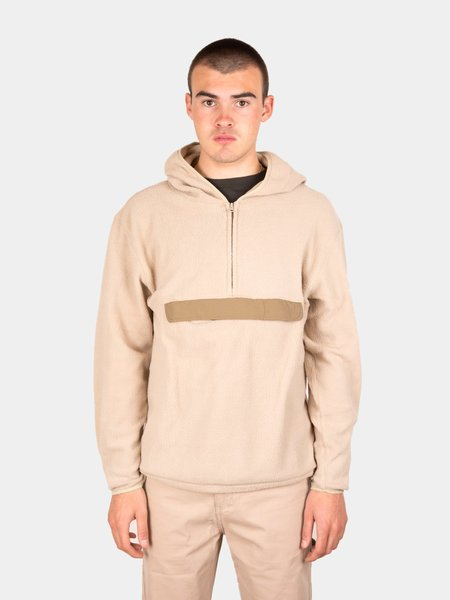 Satta Bushman Fleece Pebble - Beige