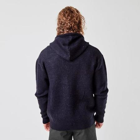 Suit Denmark Columbia Dark Hoodie - Navy